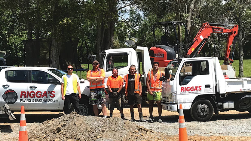 Riggas Paving and Landscaping Auckland