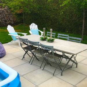 Rigga's Paved Patio